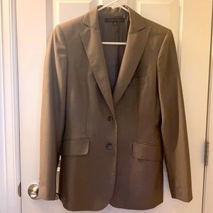 Anne Klein suit jacket. Size 2. Matching pant.